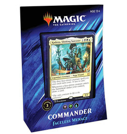 Wizards of the Coast MTG Commander 2019 Deck (Faceless Menace)