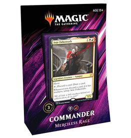 Wizards of the Coast MTG Commander 2019 Deck (Merciless Rage)