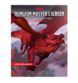 Wizards of the Coast D&D 5E Dungeon Master's Screen Reincarnated