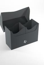 Double Deck Holder 160+ Black