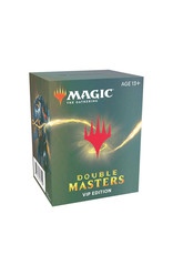 Wizards of the Coast MTG Double Masters VIP Edition  -  Box (4) (Pre-Order)
