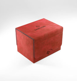 Deck Box: Sidekick 100+ Red