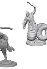 Wizkids D&D Nolzur's Unpainted Miniatures: Yuan-Ti Malisons