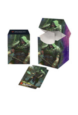 ULP MTG Throne of Eldraine PRO 100+ Deck Box v3 (Garruk)