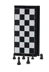 Magnetic Chess Set: 8 Inch Board