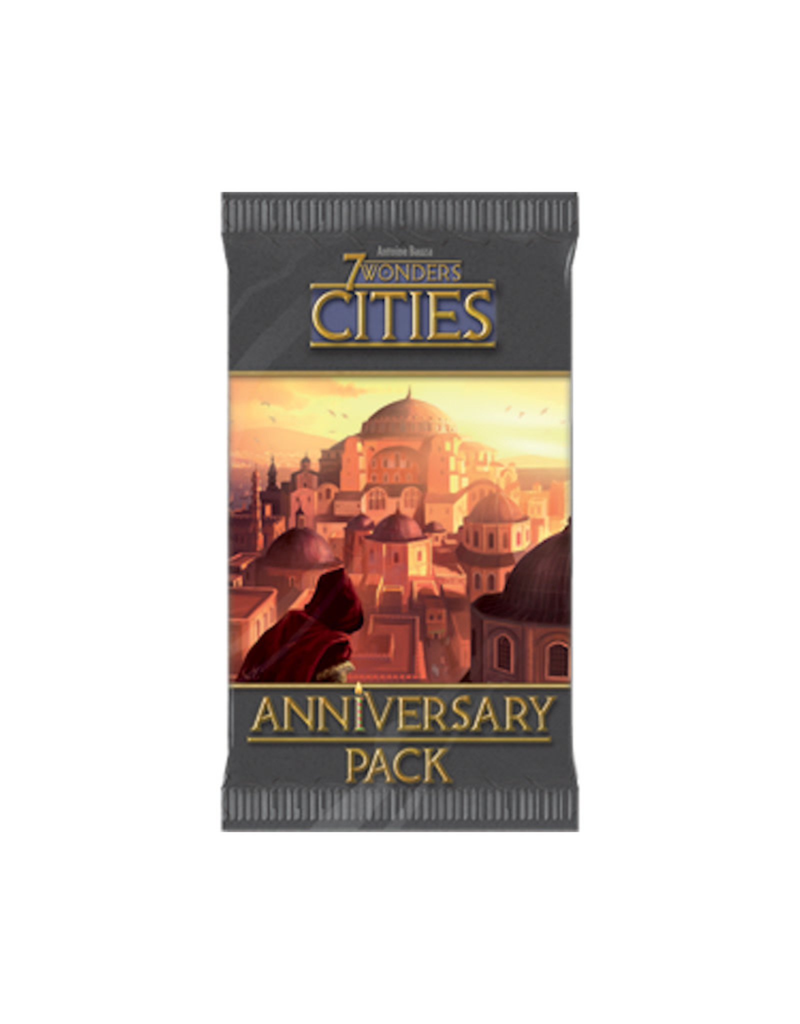 7 Wonders Cities Anniversary Pack Expansion (old edition only)