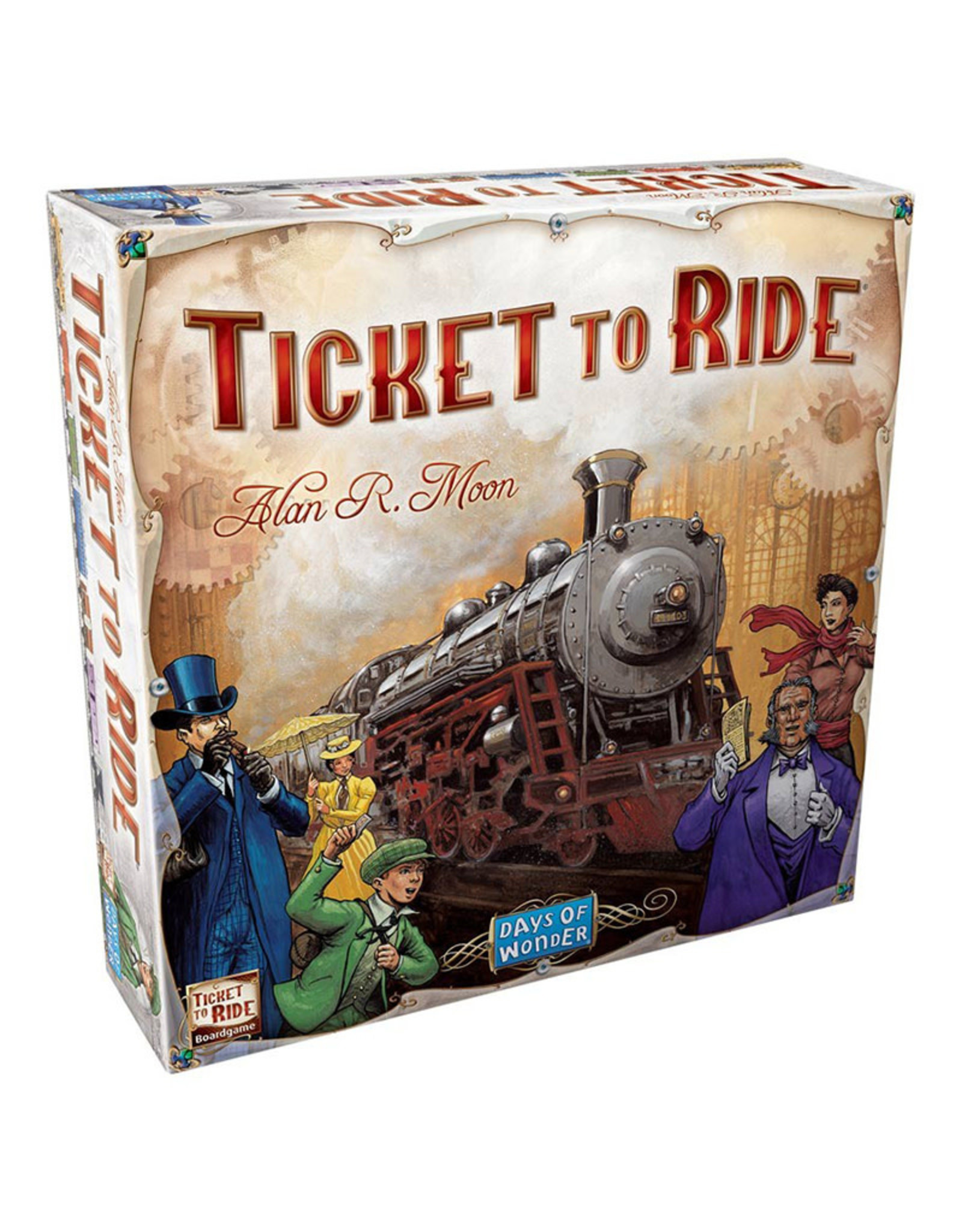 Days of Wonder Ticket to Ride (USA)