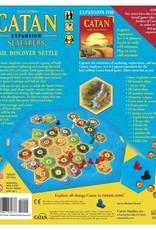 Catan Studios Catan: Seafarers Game Expansion