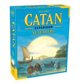 Catan Studios Catan: Seafarers Game Expansion