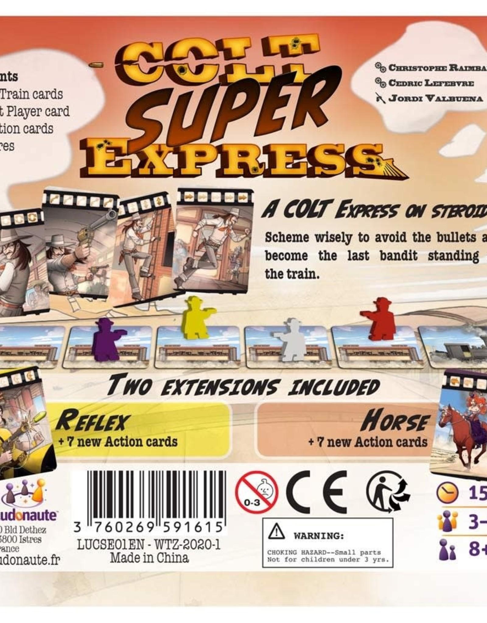 Ludonaute Super Colt Express