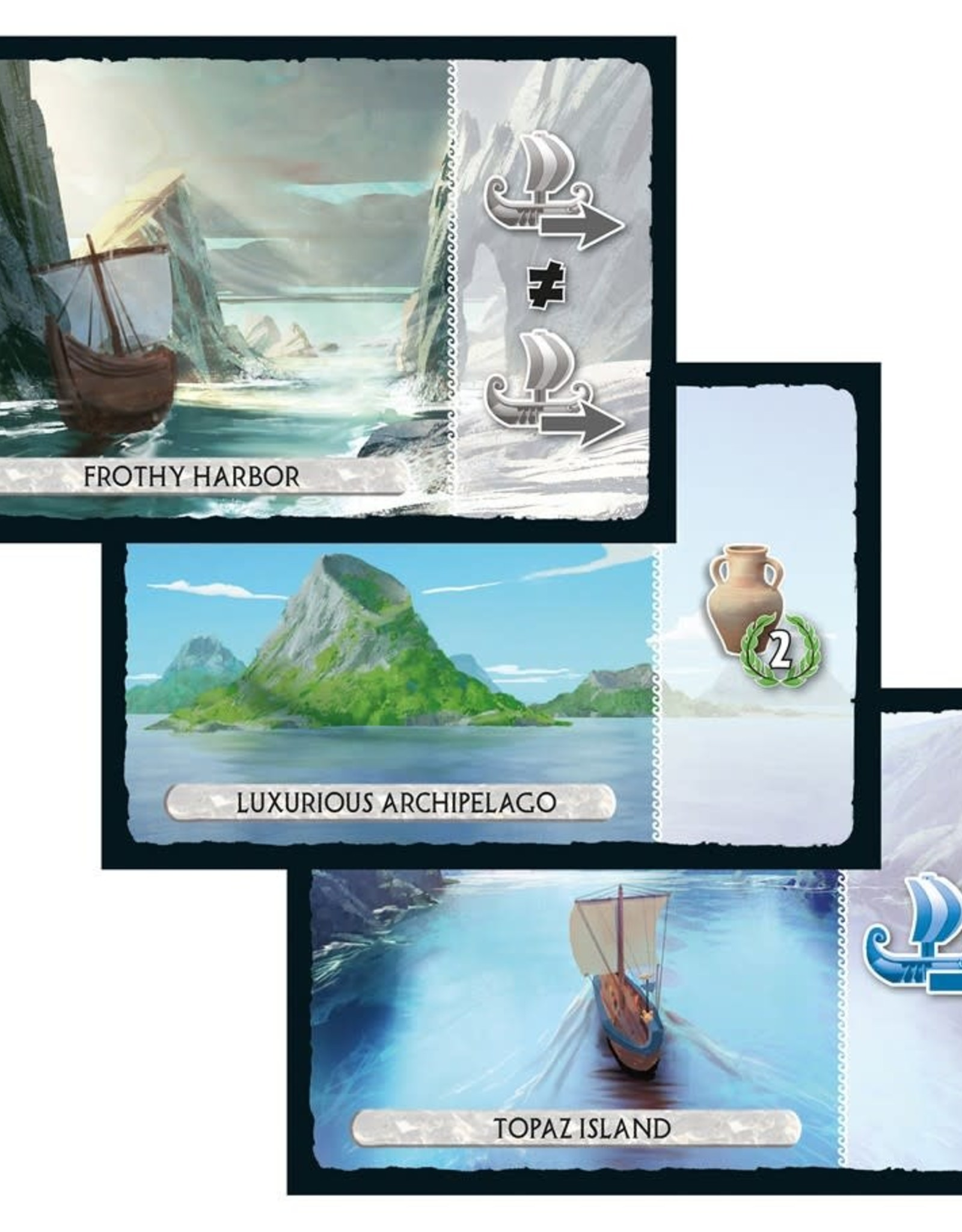 (Discontinued) 7 Wonders Armada Expansion