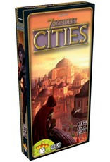 (Discontinued) 7 Wonders Cities Expansion
