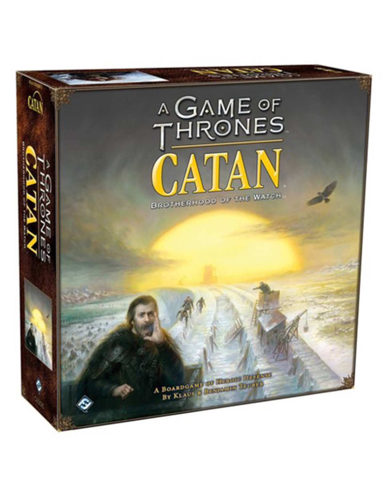 Catan: Game of Thrones Brotherhood of the Watch