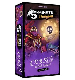 Spin Master 5 Minute Dungeon: Curses, Foiled Again!