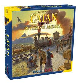 Catan Studios Catan Histories Settlers of America