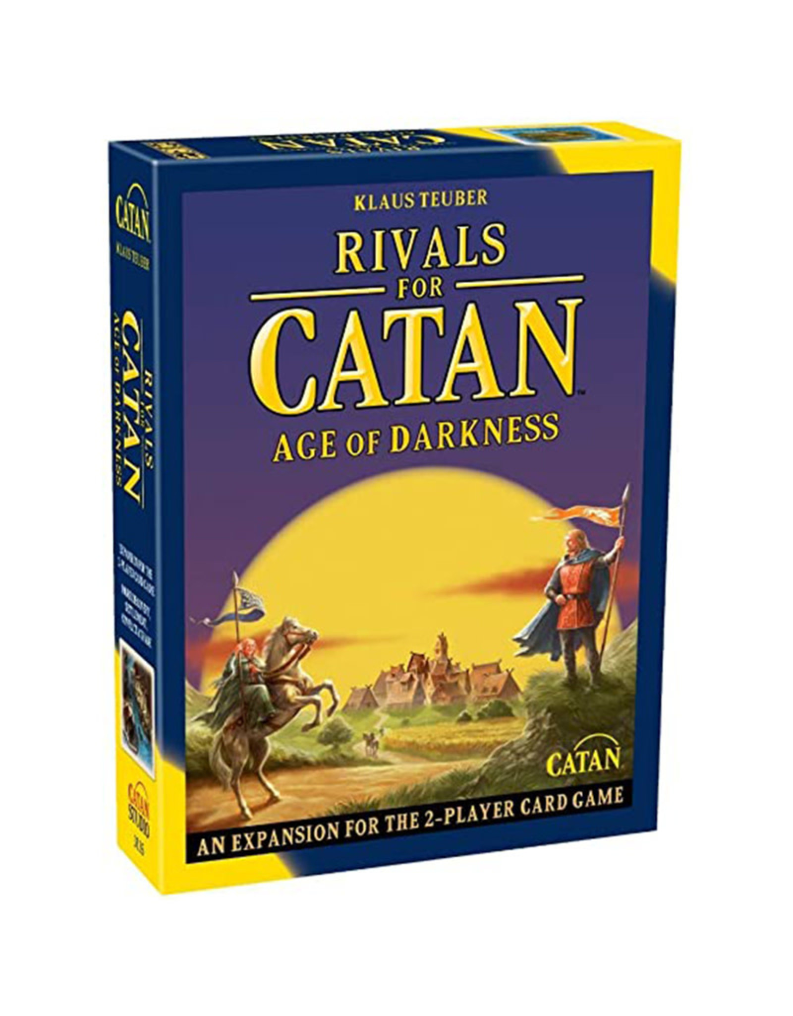 Catan: Rivals for Catan Age of Darkness Expansion