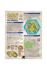 Catan Scenarios Oil Springs Expansion