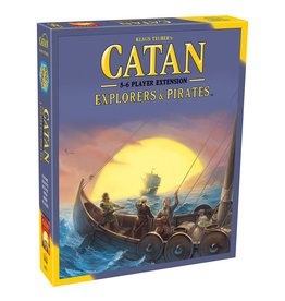 Catan Explorers & Pirates 5 - 6 Player Extension