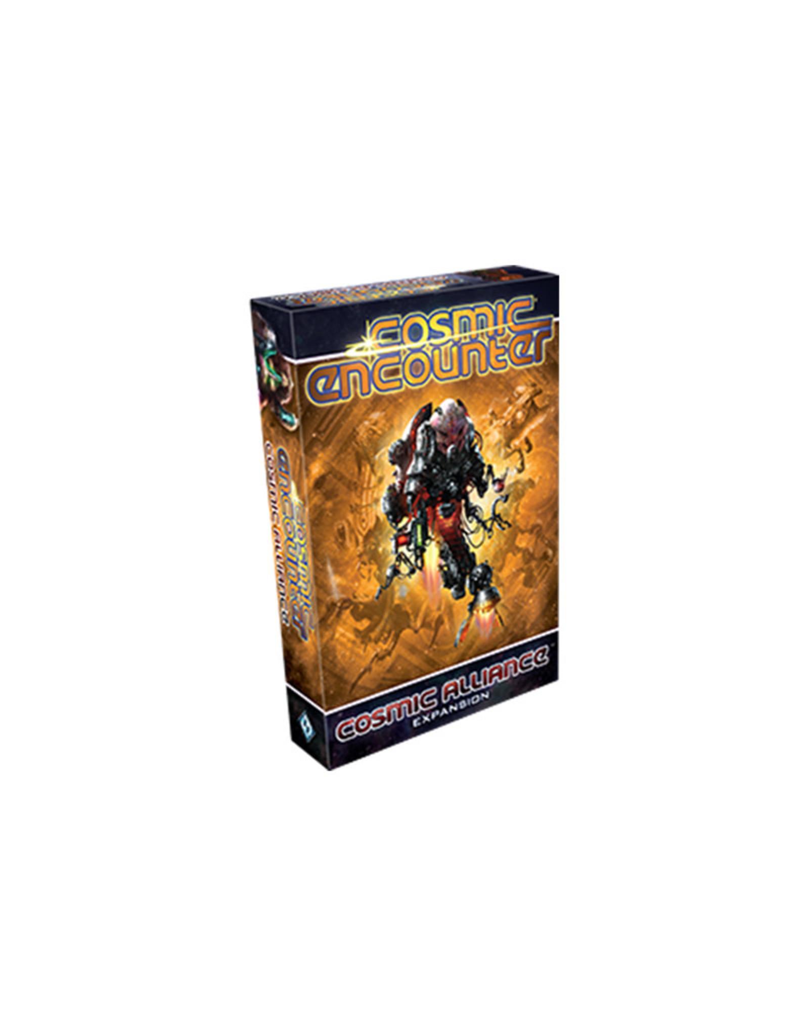 Fantasy Flight Games Cosmic Encounter Alliance Expansion