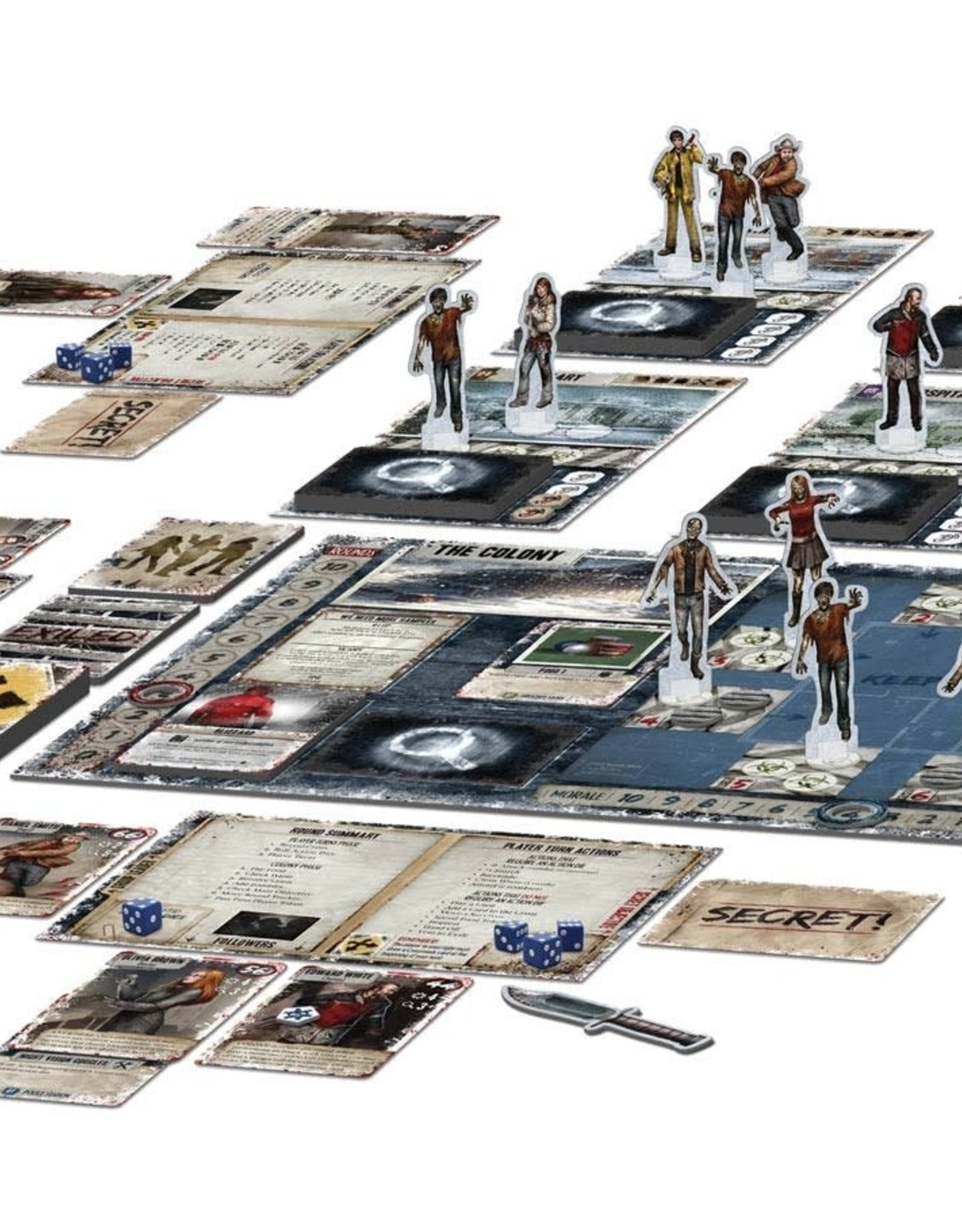 Plaid Hat Games Dead of Winter: A Crossroads Game