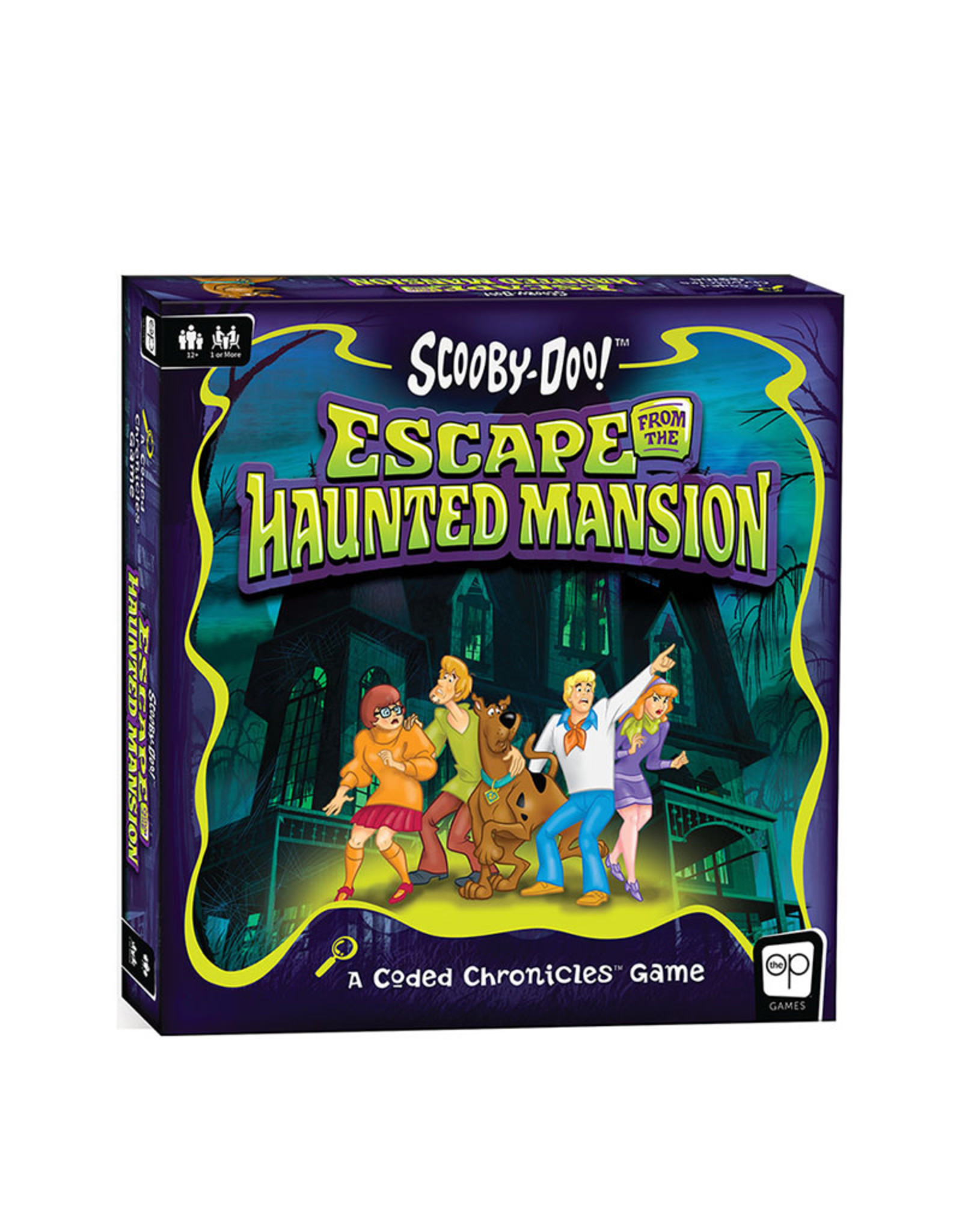The OP Scooby-Doo: Escape from the Haunted Mansion