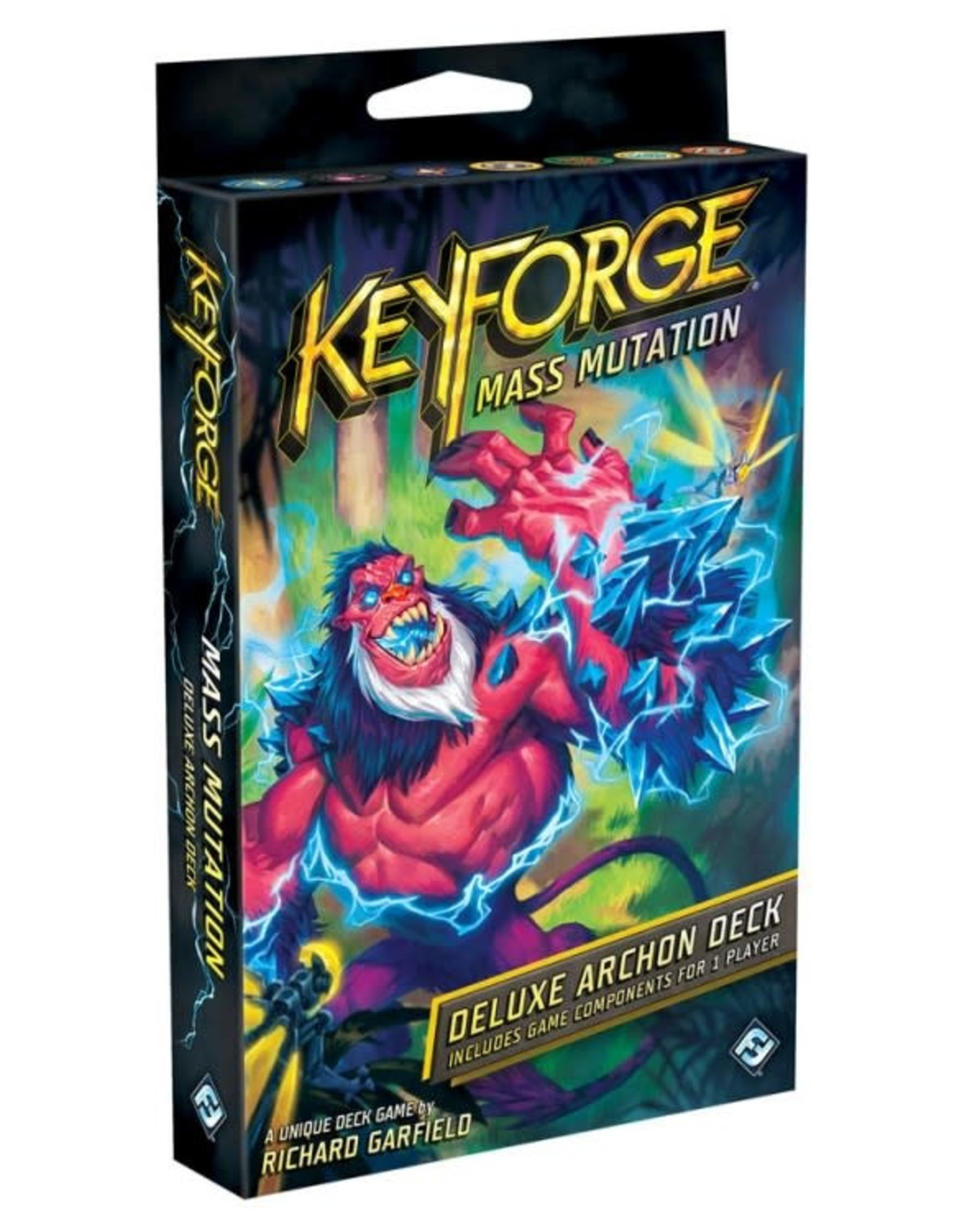 Fantasy Flight Games KeyForge: Mass Mutation Deluxe Deck
