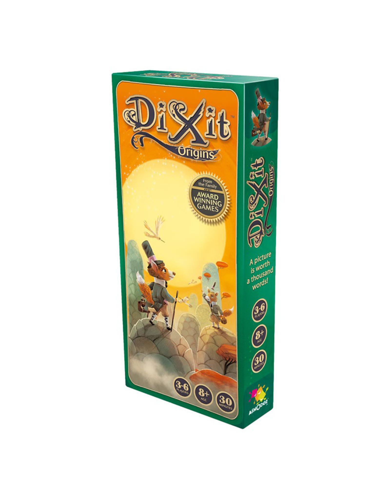Dixit Origins Expansion