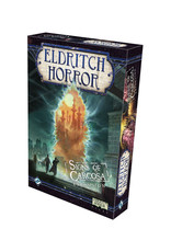 Fantasy Flight Games Eldritch Horror Signs of Carcosa Expansion
