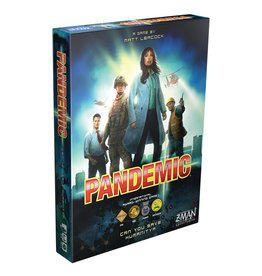 Z-Man Games Pandemic (B2G1F Sale)