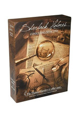 Sherlock Holmes Consulting Detective Thames Murders and Other Cases