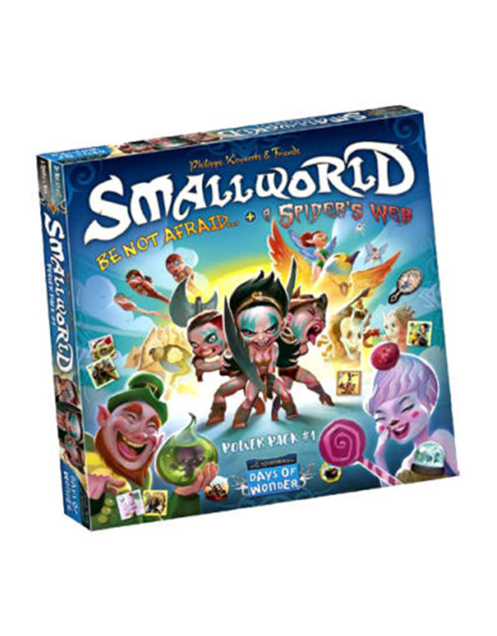 Small World Power Pack 1 Expansion