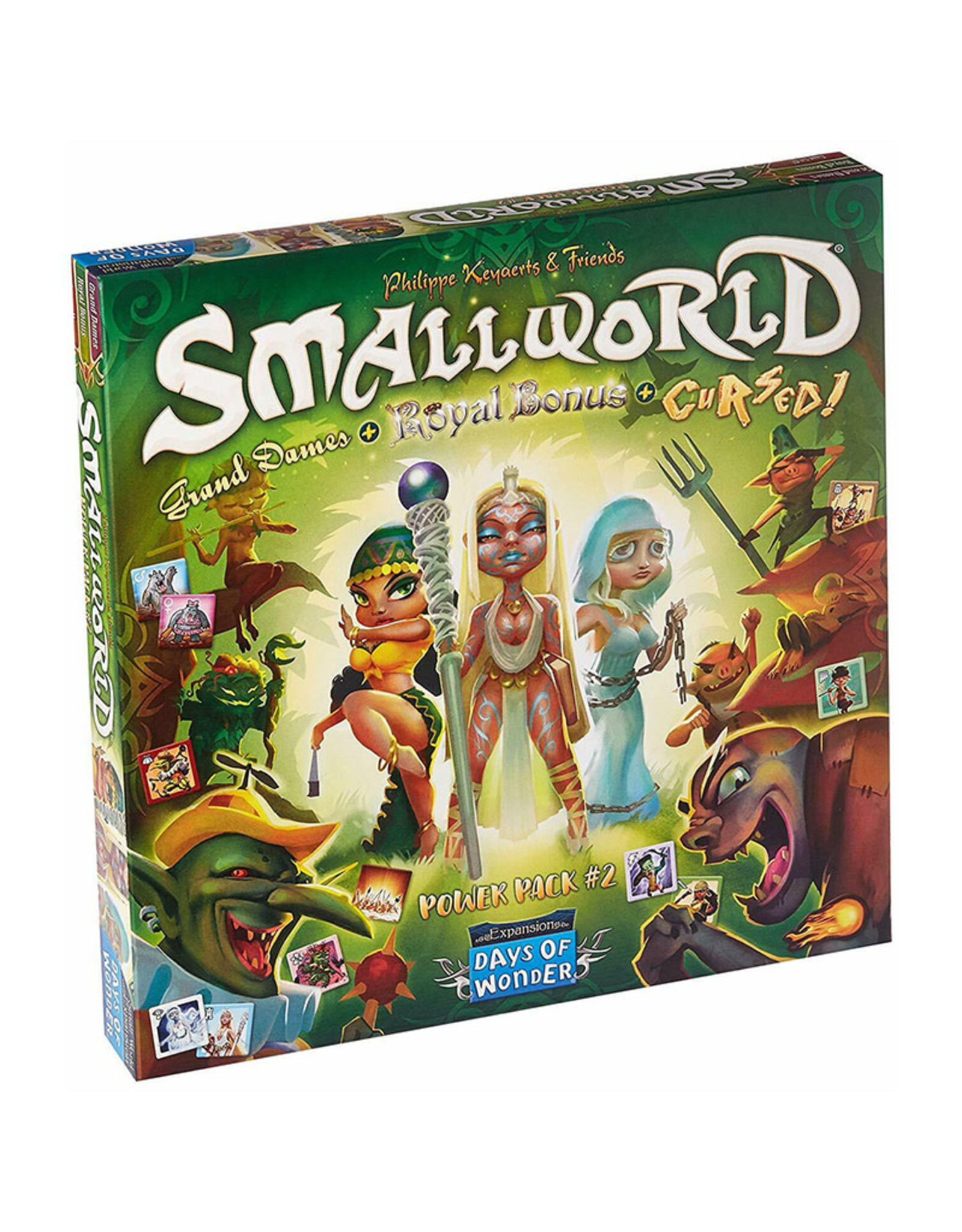 Small World Power Pack 2 Expansion