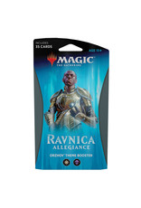 Wizards of the Coast MTG Ravnica Allegiance Theme Booster