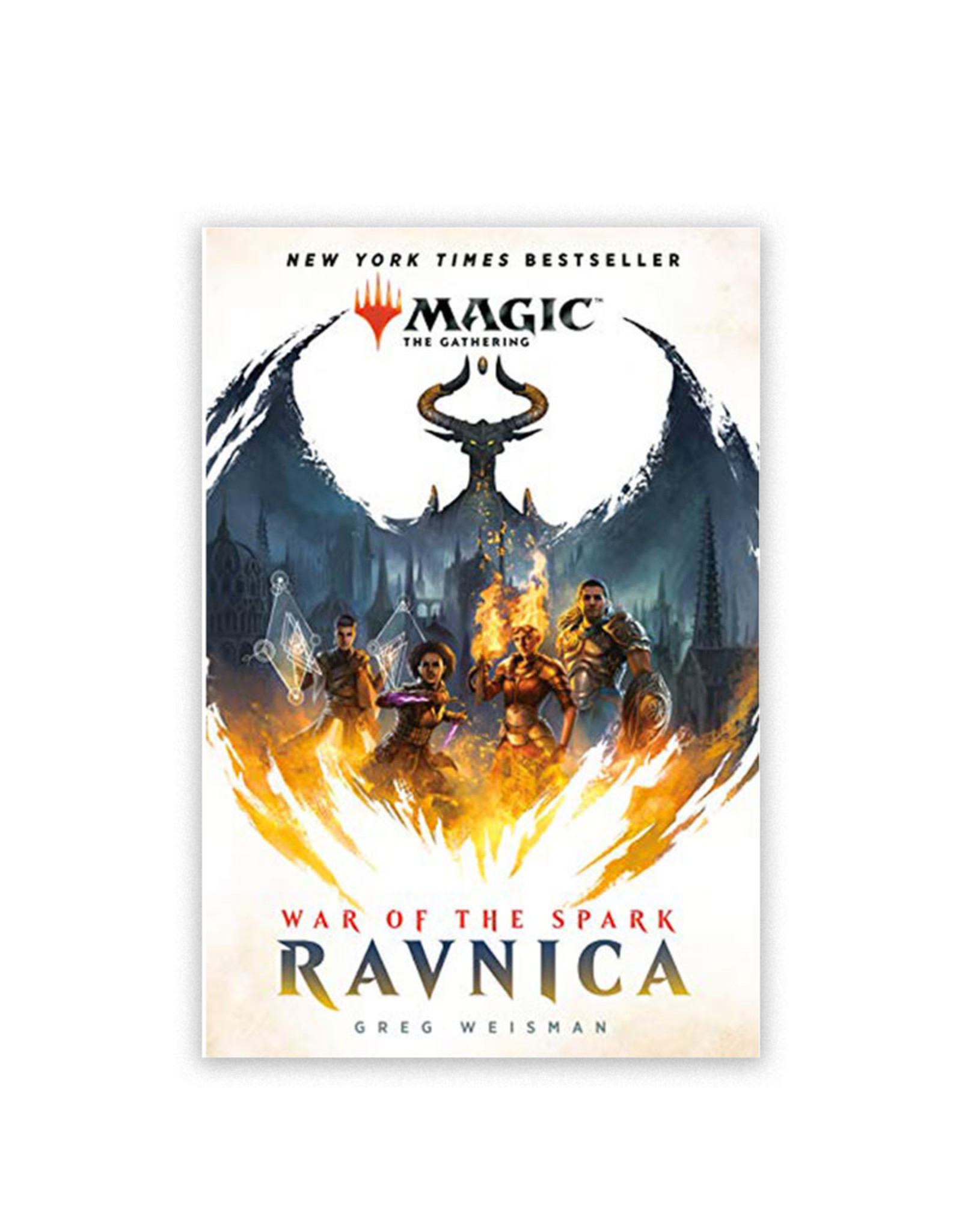 Wizards of the Coast MTG War of the Spark  - Ravnica (Hardcover)