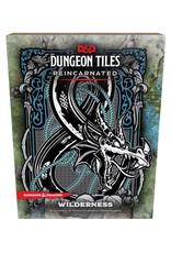 Wizards of the Coast Tiles D&D Dungeons Wilderness