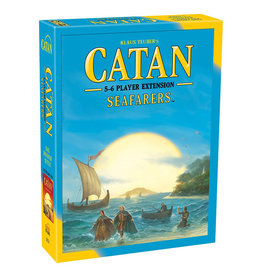 Catan Studios Catan Seafarers 5 - 6 Player Extension