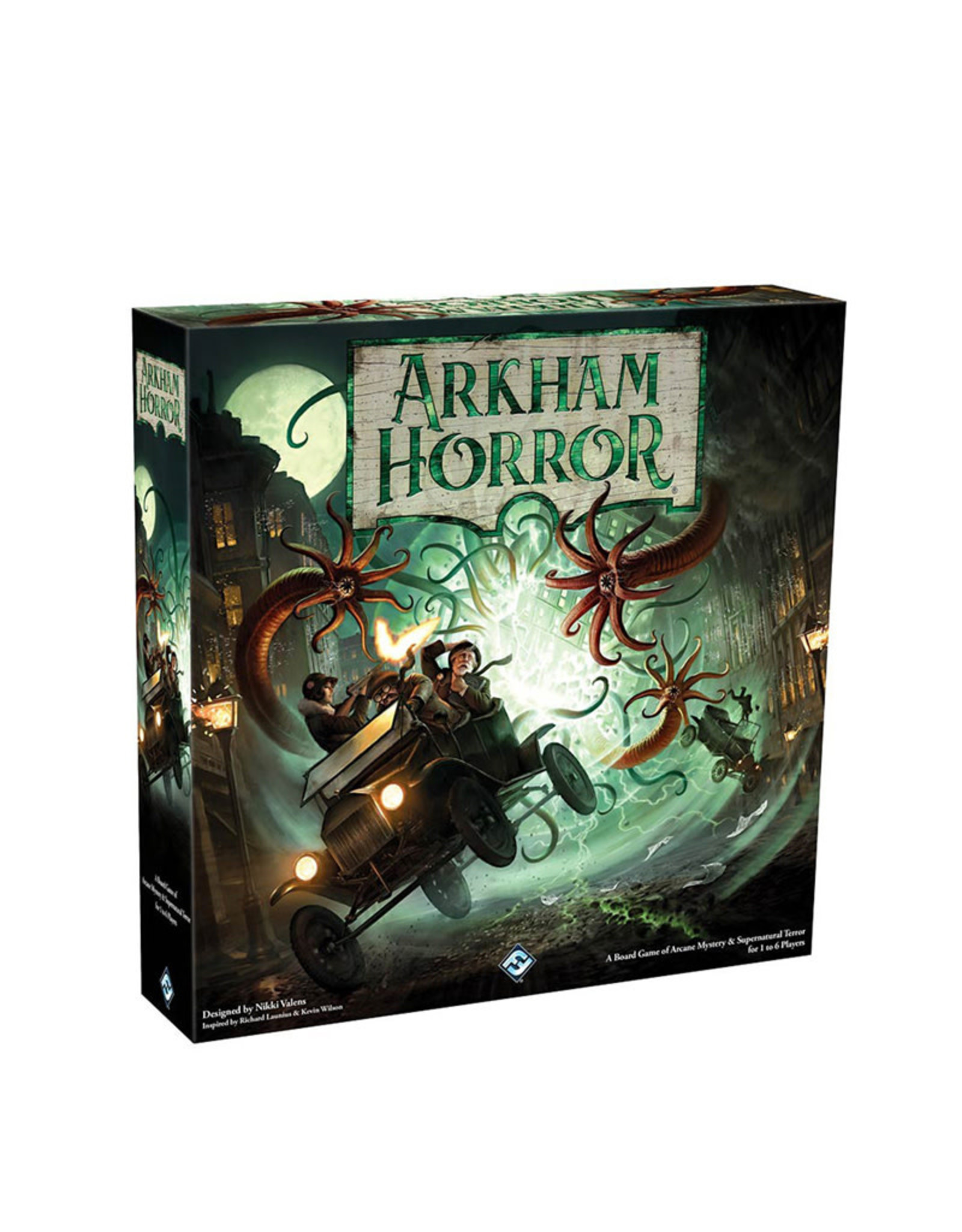 Fantasy Flight Games Arkham Horror Board Game
