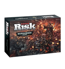 The OP Risk: Warhammer 40000