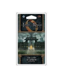Fantasy Flight Games Lord of the Rings LCG: The Land of Sorrow Adventure Pack