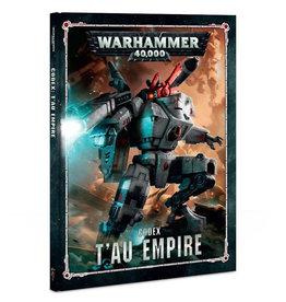 Games Workshop Warhammer 40K: Codex Tau Empire