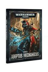 Games Workshop Warhammer 40K: Codex Adeptus Mechanicus