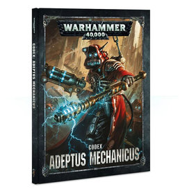 Games Workshop Warhammer 40K: Codex Adeptus Mechanicus