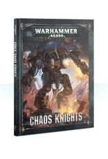 Games Workshop Warhammer 40K Codex Chaos Knights