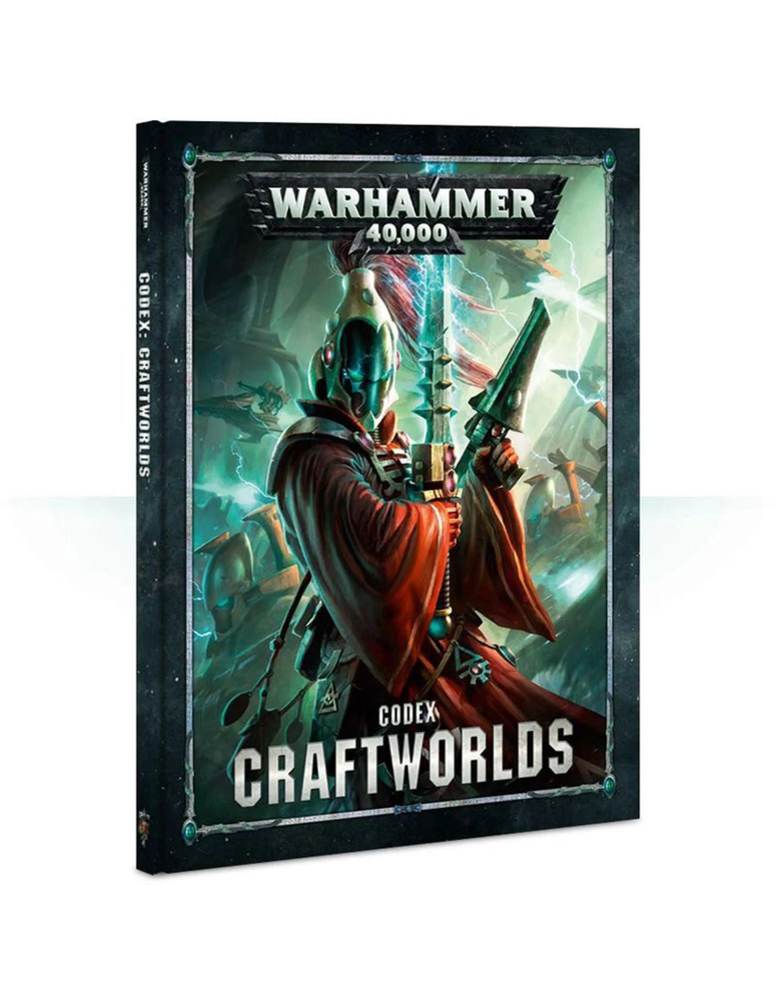 Games Workshop Warhammer 40K Codex Craftworlds (8th Edition)