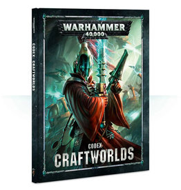 Games Workshop Warhammer 40K Codex Craftworlds