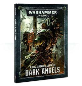 Games Workshop Warhammer 40K Codex Dark Angels (8th Edition)