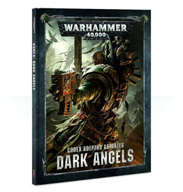 Games Workshop Warhammer 40K Codex Dark Angels