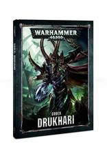 Games Workshop Warhammer 40K Codex Drukhari (8th Edition)