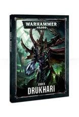 Games Workshop Warhammer 40K Codex Drukhari