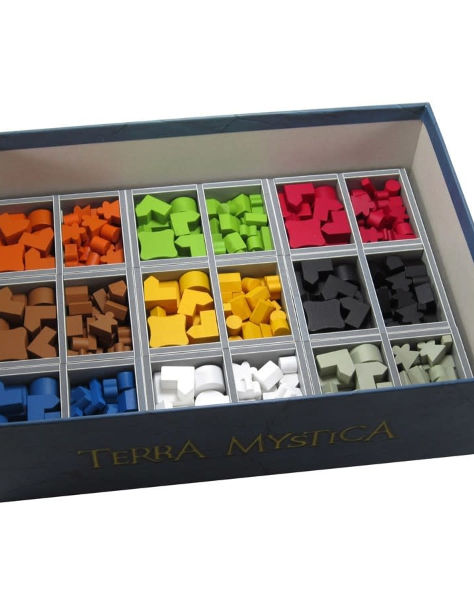 Folded Space Box Insert: Terra Mystica and Fire and Ice